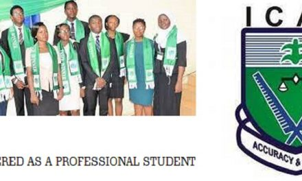 ICAN Student registration: These are the Approved qualifications